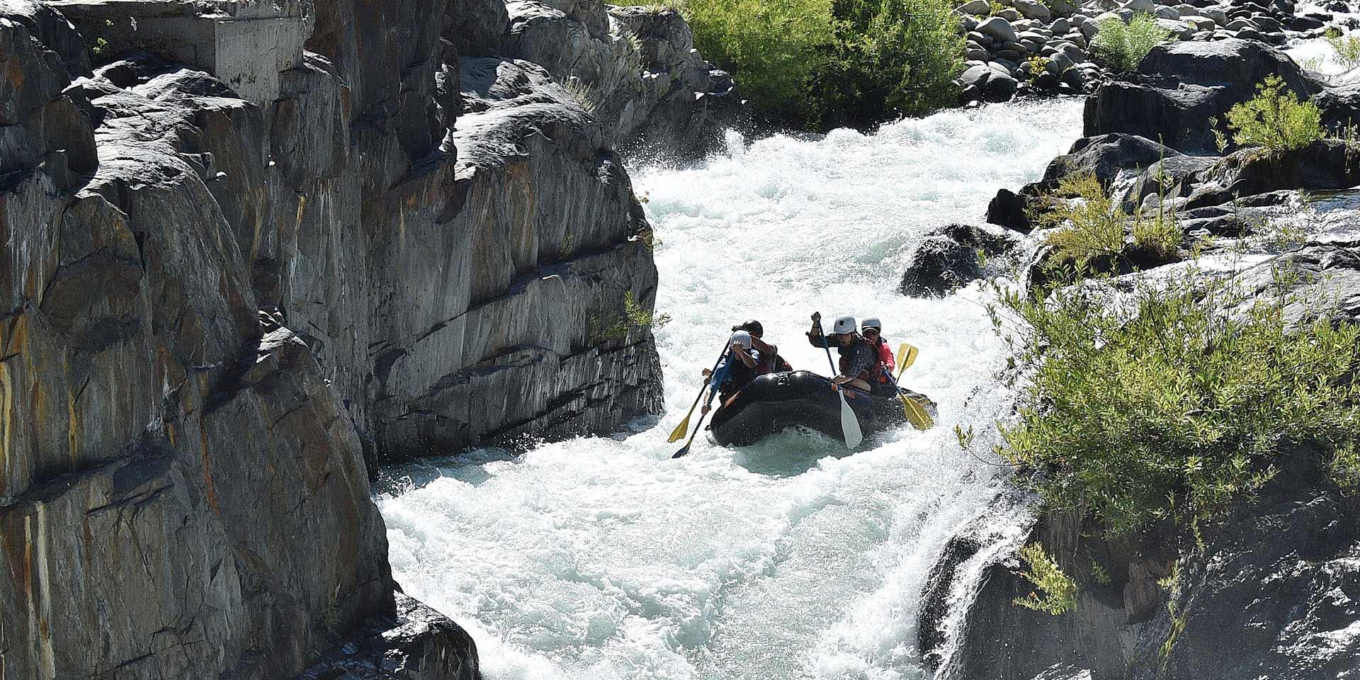 rafting slide 1